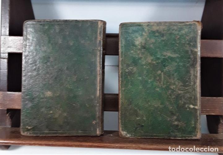 Libros antiguos: INSTITUTIONUM ELEMENTARIUM. 2 TOMOS. A. DE GUEVARA ET BASOAZABAL. 1825/27. - Foto 11 - 172288704
