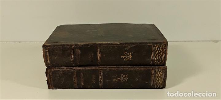 INSTITUTIONUM ELEMENTARIUM. 2 TOMOS. A. DE GUEVARA ET BASOAZABAL. 1825/27. (Libros Antiguos, Raros y Curiosos - Pensamiento - Filosofía)