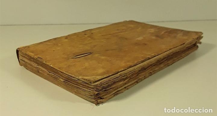 Libros antiguos: PHILOSOPHIA SANCTI THOMA AQUINATIS. TOMO II. TIP. MICHAELIS BURGOS. MADRID. 1825. - Foto 2 - 172611670