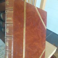 Libros antiguos: LESSIUS LE RÉGIME DE PYTHAGORE, DE LA SOBRIÉTÉ, PARIS, BAILLIÈRE, 1880. RARE. Lote 173136437