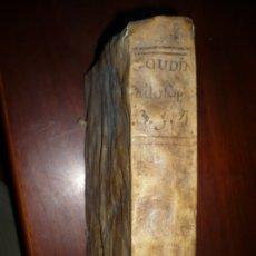 Libros antiguos: PHILOSOPHIA THOMISTICA JUXTA INCONCUSSA ANTONIO GOUDIN 1765 MADRID TOMOS 3-4 . Lote 173353910