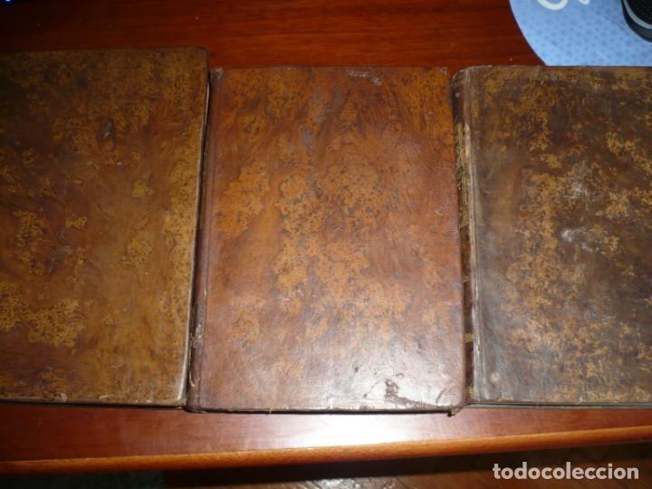 Libros antiguos: 3/4 DESENGAÑOS FILOSOFICOS QUE EN OBSEQUIO VICENTEFERNANDEZ VALCARZE1788-90-97 MADRID - Foto 25 - 173662630