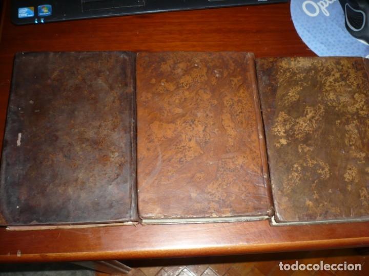 Libros antiguos: 3/4 DESENGAÑOS FILOSOFICOS QUE EN OBSEQUIO VICENTEFERNANDEZ VALCARZE1788-90-97 MADRID - Foto 26 - 173662630