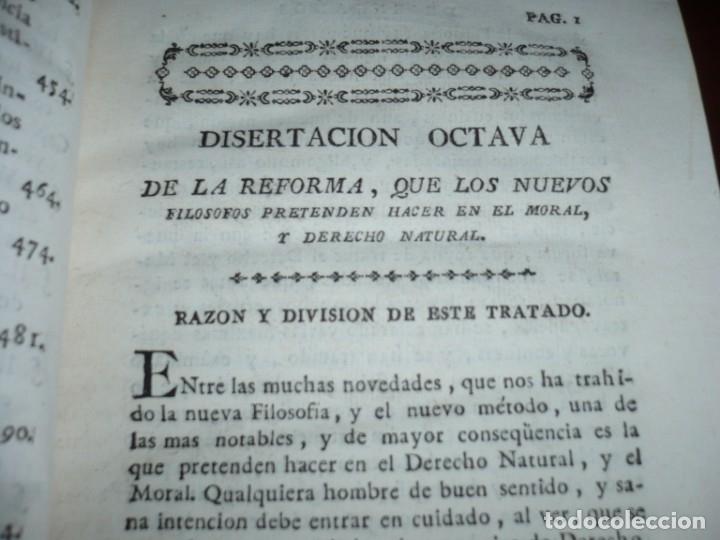 Libros antiguos: 3/4 DESENGAÑOS FILOSOFICOS QUE EN OBSEQUIO VICENTEFERNANDEZ VALCARZE1788-90-97 MADRID - Foto 13 - 173662630