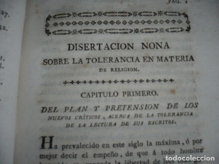Libros antiguos: 3/4 DESENGAÑOS FILOSOFICOS QUE EN OBSEQUIO VICENTEFERNANDEZ VALCARZE1788-90-97 MADRID - Foto 20 - 173662630