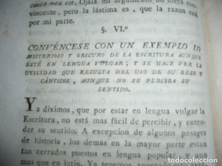 Libros antiguos: 3/4 DESENGAÑOS FILOSOFICOS QUE EN OBSEQUIO VICENTEFERNANDEZ VALCARZE1788-90-97 MADRID - Foto 21 - 173662630