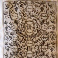 Libros antiguos: L-446. ANTIGUO LIBRO DE FILOSOFIA ESCRITO A MANO EN LATÍN. ANTONIO MORAGAS ET BAXÓ. GERONA 1770.. Lote 175143573