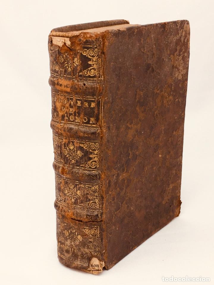 Libros antiguos: Les Proverbes De Salomon, Paris, Francés-Latín, 1680, 783 páginas, libro antiguo, raro Siglo XVII - Foto 2 - 175947932