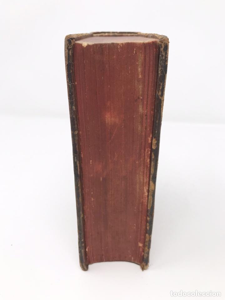 Libros antiguos: Ciceronis Epistolarum 1563, Siglo XVI, 17cmx11'5cmx5cm, 441 páginas, antiguo, excelente condición - Foto 32 - 176148134