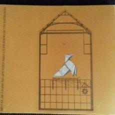 Libros antiguos: MIGUEL DE UNAMUNO.APUNTE PARA UN TRATADO DE COCOTOLOGIA.AGP 1969. INCLUYE CARTA FIRMADA DE EDITORIAL. Lote 176220887