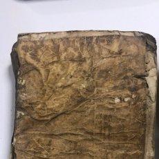 Libros antiguos: PHILOSOPHIA THOMISTICA. JUXTA INCONCUSSA. ANTONIO GOUDIN. TOMUS TERTIUS. MATRIRI. AÑO 1789. . Lote 176550817