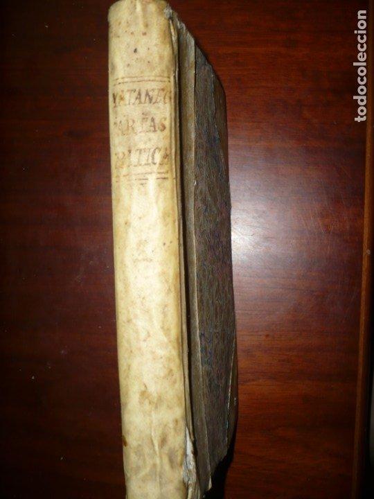 CARTAS CRITICAS DEL ABATE MATANEGUI JOSE ANTONIO MANEGAT 1793 MADRID (Libros Antiguos, Raros y Curiosos - Pensamiento - Filosofía)
