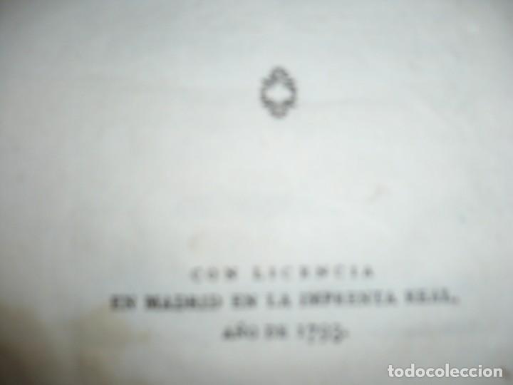 Libros antiguos: CARTAS CRITICAS DEL ABATE MATANEGUI JOSE ANTONIO MANEGAT 1793 MADRID - Foto 4 - 177328314