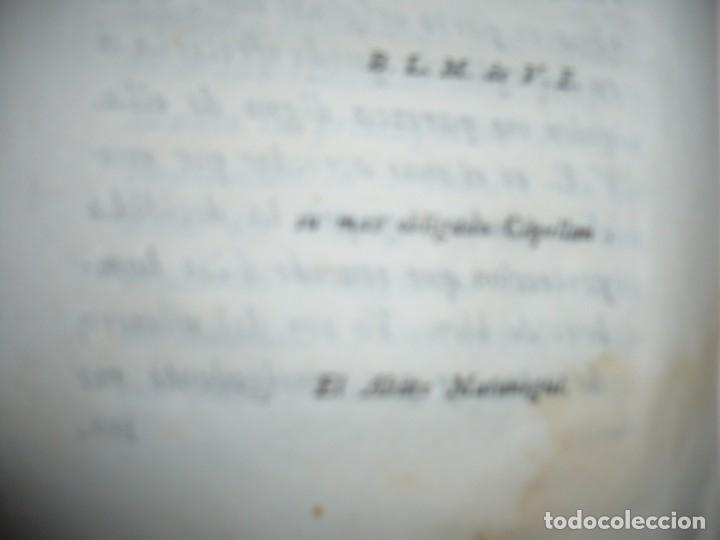 Libros antiguos: CARTAS CRITICAS DEL ABATE MATANEGUI JOSE ANTONIO MANEGAT 1793 MADRID - Foto 6 - 177328314