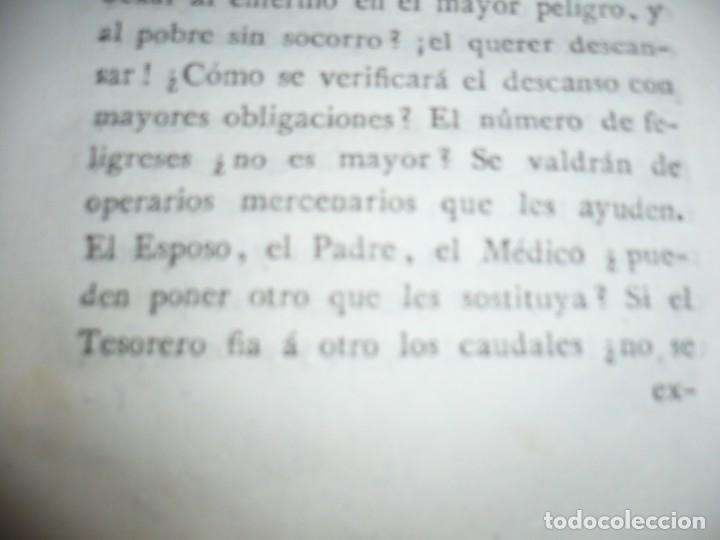 Libros antiguos: CARTAS CRITICAS DEL ABATE MATANEGUI JOSE ANTONIO MANEGAT 1793 MADRID - Foto 14 - 177328314