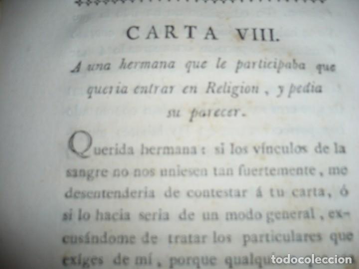 Libros antiguos: CARTAS CRITICAS DEL ABATE MATANEGUI JOSE ANTONIO MANEGAT 1793 MADRID - Foto 17 - 177328314