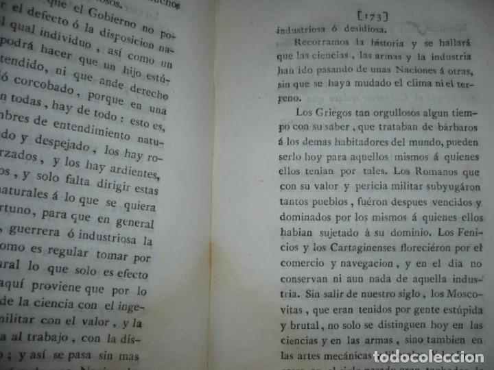 Libros antiguos: CARTAS CRITICAS DEL ABATE MATANEGUI JOSE ANTONIO MANEGAT 1793 MADRID - Foto 20 - 177328314