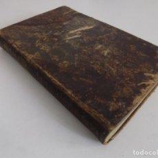 Libros antiguos: LIBRERIA GHOTICA. RAIMUNDO SABUNDE. LAS CRIATURAS.GRANDIOSO TRATADO DEL HOMBRE.TRATADO SIGLO XV.1854. Lote 179070521