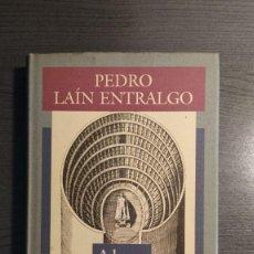 Libros antiguos: ALMA, CUERPO, PERSONA. PEDRO LAIN ENTRALGO CIRCULO. . Lote 180416187