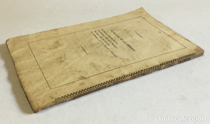 Libros antiguos: EL LIBRO VERDE Ó PENSAMIENTOS CRÍTICO-SÉRIO-BURLESCOS, SOBRE POLÍTICA, LITERATURA, COSTUMBRES... - Foto 6 - 180954545