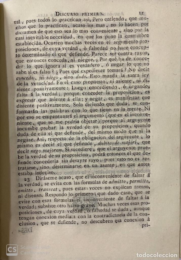 Libros antiguos: THEATRO CRITICO UNIVERSAL. GERONYMO FEYJOO. TOMO OCTAVO. PEDRO MARIN. REAL COMPAÑIA.MADRID, 1777. - Foto 4 - 181329011