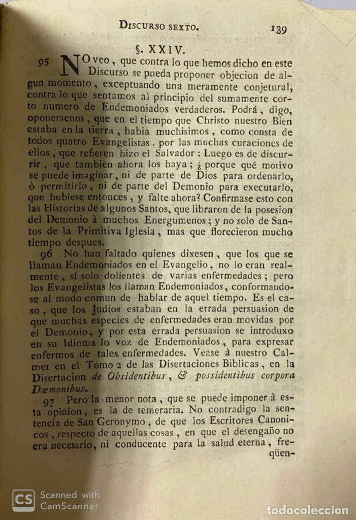 Libros antiguos: THEATRO CRITICO UNIVERSAL. GERONYMO FEYJOO. TOMO OCTAVO. PEDRO MARIN. REAL COMPAÑIA.MADRID, 1777. - Foto 5 - 181329011