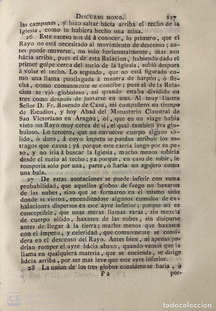 Libros antiguos: THEATRO CRITICO UNIVERSAL. GERONYMO FEYJOO. TOMO OCTAVO. PEDRO MARIN. REAL COMPAÑIA.MADRID, 1777. - Foto 7 - 181329011
