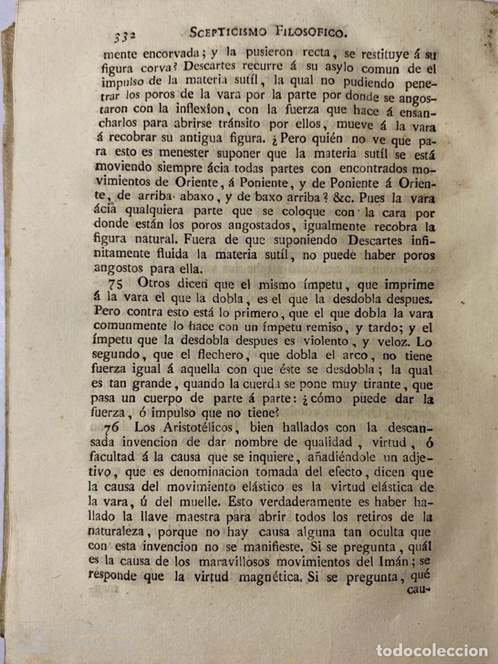 Libros antiguos: THEATRO CRITICO UNIVERSAL.GERONYMO FEYJOO.TOMO TERCERO. PANTALEON AZNAR.REAL COMPAÑIA. MADRID, 1777 - Foto 8 - 181330832