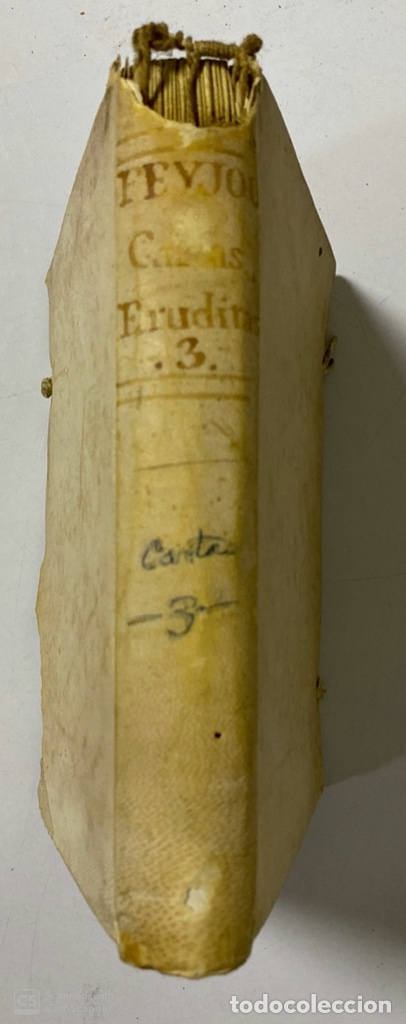 Libros antiguos: CARTAS ERUDITAS Y CURIOSAS THEATRO CRITICO UNIVERSAL.TOMO TERCERO.GERÓNYMO FEYJOÓ.MADRID,1777.LEER - Foto 3 - 181338697