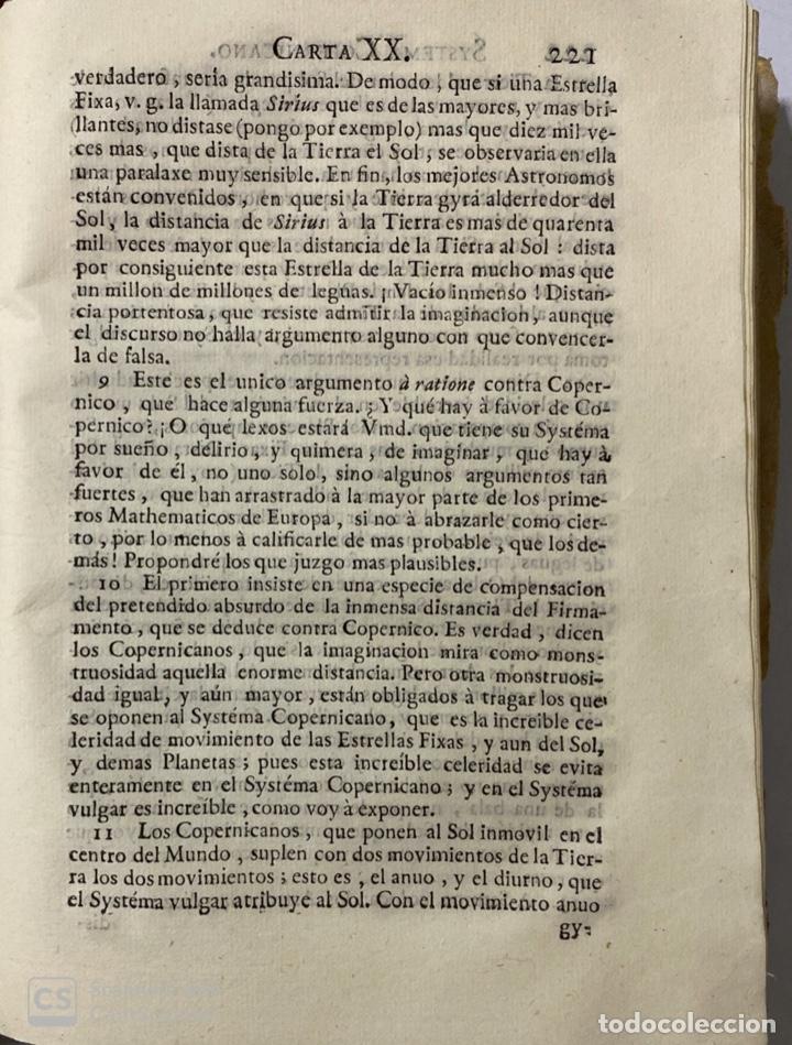 Libros antiguos: CARTAS ERUDITAS Y CURIOSAS THEATRO CRITICO UNIVERSAL.TOMO TERCERO.GERÓNYMO FEYJOÓ.MADRID,1777.LEER - Foto 8 - 181338697