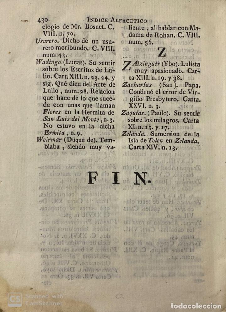 Libros antiguos: CARTAS ERUDITAS Y CURIOSAS THEATRO CRITICO UNIVERSAL.TOMO SEGUNDO.GERÓNYMO FEYJOÓ.MADRID,1778.LEER - Foto 8 - 181339205