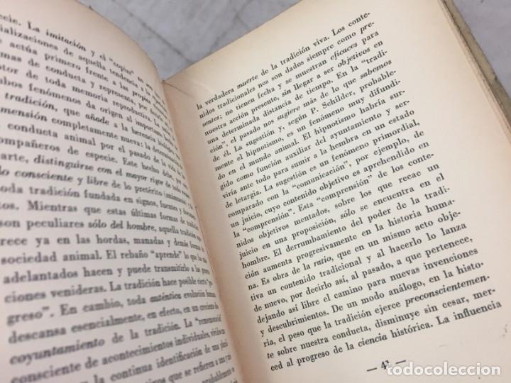Libros antiguos: EL PUESTO DEL HOMBRE EN EL COSMOS / Max Scheler / 2ª edición 1936. Revista de Occidente - Foto 5 - 181531007