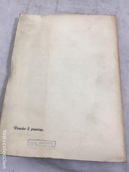 Libros antiguos: EL PUESTO DEL HOMBRE EN EL COSMOS / Max Scheler / 2ª edición 1936. Revista de Occidente - Foto 9 - 181531007