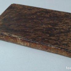 Libros antiguos: EL LIBRO REY O SEAN PENSAMIENTOS Y MAXIMAS AÑO 1842. Lote 181798500