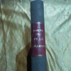 Libros antiguos: DE LA MONARQUÍA - DANTE ALIGHIERI - EDITORIAL LOSADA ARGENTINA 1941.. Lote 183319520