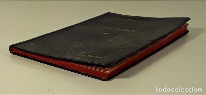 Libros antiguos: LEY NATURAL. DIÁLOGO ENTRE OCTAVIO Y SALESIO. J. GRANÉS. IMP. MODERNA. 1926. - Foto 2 - 183763878