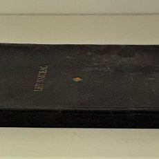 Libros antiguos: LEY NATURAL. DIÁLOGO ENTRE OCTAVIO Y SALESIO. J. GRANÉS. IMP. MODERNA. 1926.. Lote 183763878
