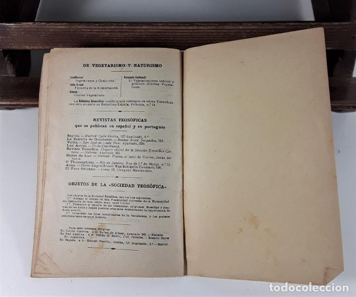 Libros antiguos: VALOR DE LA ÉTICA EN EL DEBER. RAMÓN MAYNADÉ. BIBL. ORI. R. MAYNADÉ. 1912. - Foto 5 - 183766315