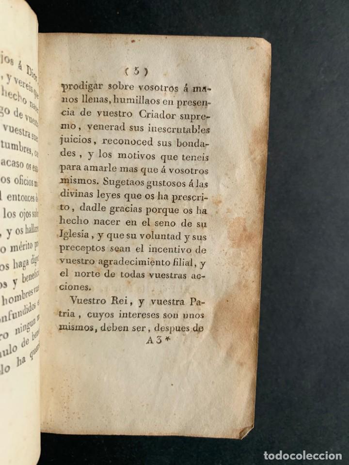 Libros antiguos: 1794 - CARTA DE DON CARLOS DE LOS RIOS, XXII SEÑOR Y VI CONDE DE FERNAN-NÚÑEZ, A SUS HIJOS - Foto 7 - 184079506