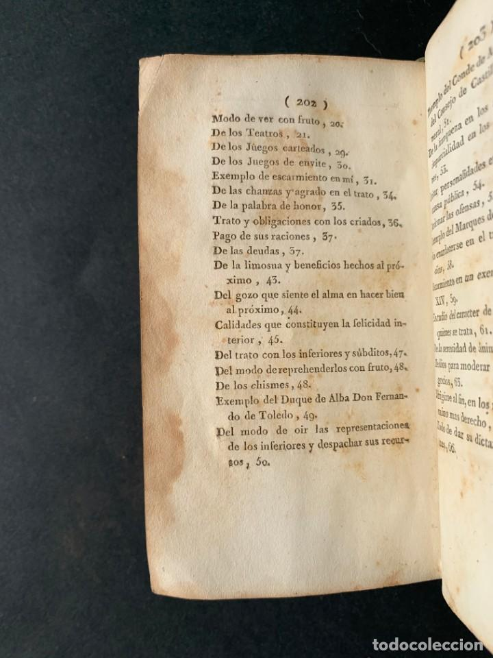 Libros antiguos: 1794 - CARTA DE DON CARLOS DE LOS RIOS, XXII SEÑOR Y VI CONDE DE FERNAN-NÚÑEZ, A SUS HIJOS - Foto 10 - 184079506