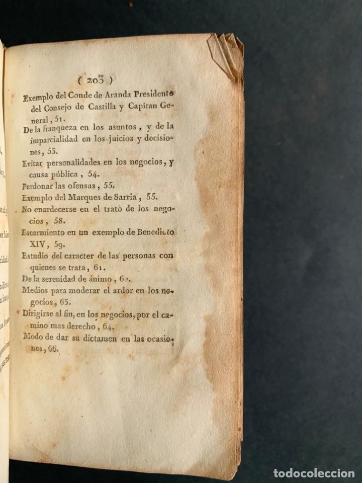 Libros antiguos: 1794 - CARTA DE DON CARLOS DE LOS RIOS, XXII SEÑOR Y VI CONDE DE FERNAN-NÚÑEZ, A SUS HIJOS - Foto 11 - 184079506