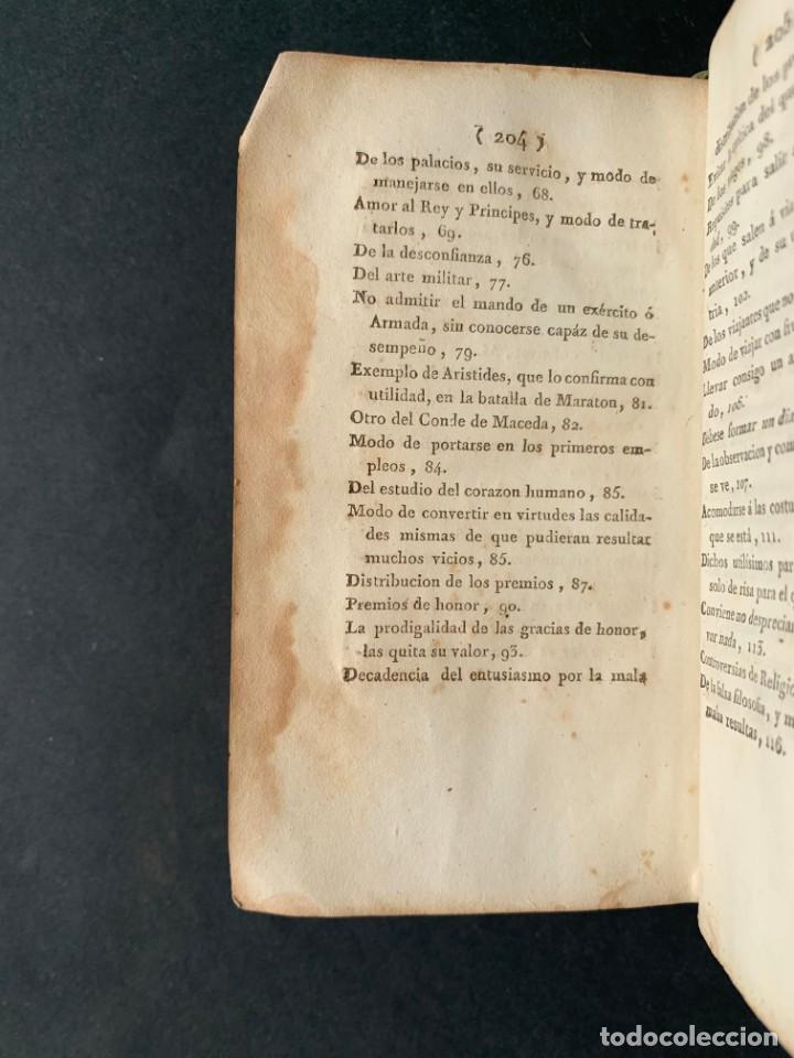 Libros antiguos: 1794 - CARTA DE DON CARLOS DE LOS RIOS, XXII SEÑOR Y VI CONDE DE FERNAN-NÚÑEZ, A SUS HIJOS - Foto 12 - 184079506