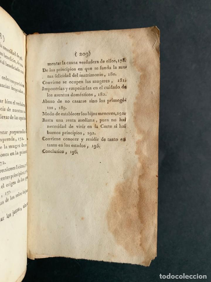 Libros antiguos: 1794 - CARTA DE DON CARLOS DE LOS RIOS, XXII SEÑOR Y VI CONDE DE FERNAN-NÚÑEZ, A SUS HIJOS - Foto 17 - 184079506