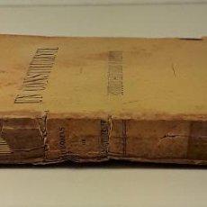 Libros antiguos: MEMORIAS DE UN COSTITUYENTE. V. BALAGUER. LIB. MEDÍNA Y NAVARRO. MADRID. 1872.. Lote 184712737