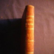 Libros antiguos: VOLTAIRE: - FILOSOFIA - (CORUÑA, 1837) (RAREZA BIBLIOGRAFICA). Lote 184919633