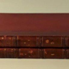 Libros antiguos: HISTORIA DE LAS SOCIEDADES SECRETAS. 2 TOMOS. V. DE LA FUENTE. LUGO. 1874/1881.. Lote 185779453