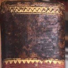 Libros antiguos: ELEMENTOS DE FILOSOFIA- ABATE PARA DE FANJAS- JESUITA- VALLADOLID 1797- SEIS GRABADOS. Lote 188662687
