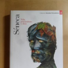 Libri antichi: SENECA - VIDA, PENSAMIENTO Y OBRA - PLANETA - 2007. Lote 189751275