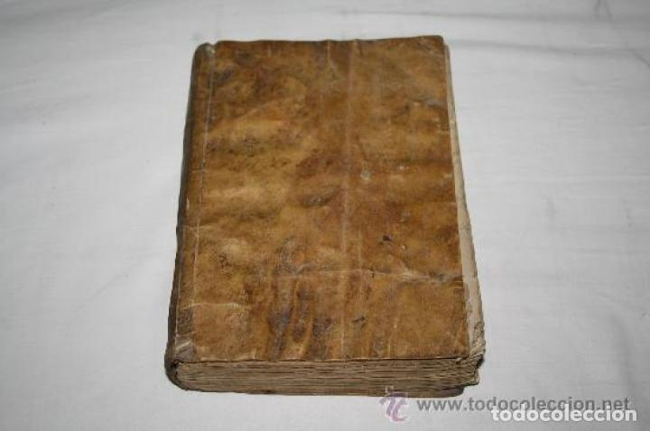 Libros antiguos: NUEVA FILOSOFIA DE LA NATURALEZA DEL HOMBRE. OLIVA SABUCO F. LOPEZ MAD 1728 - Foto 3 - 190212001