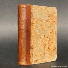 Libros antiguos: 1885 - LÓGICA - JUAN MANUEL ORTI - FILOSOFÍA - . Lote 190831696